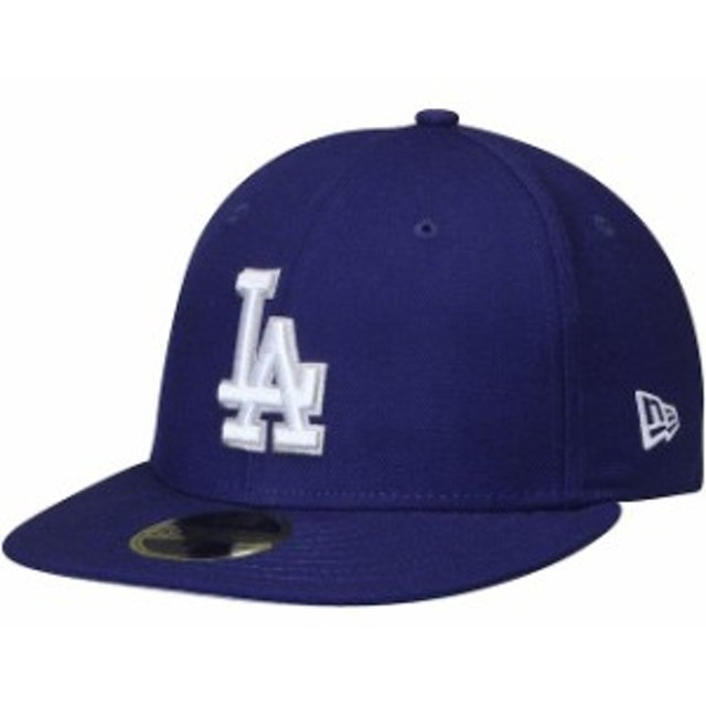 New Era ニュー エラ スポーツ用品  New Era Los Angeles Dodgers Royal Wool Standard 2 59FIFTY Fitted Hat