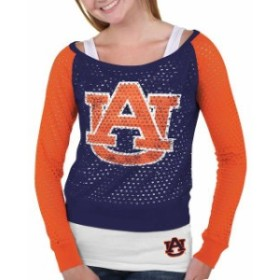 G-III 4Her by Carl Banks ジースリー フォーハー バイ カール バンクス スポーツ用品  Auburn Tigers Womens