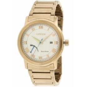 シチズン 腕時計 Citizen Eco-Drive Rose Gold-Tone Watch