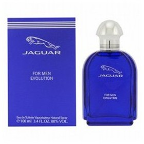 ジャガー フォーメン エボリューション (箱なし) オーデトワレ スプレータイプ 100ml JAGUAR 香水 JAGUAR FOR MEN EVOLUTION