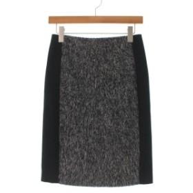 Ballsey / ボールジー レディース スカート 色:黒xグレー サイズ:36(S位)