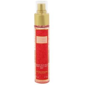 ロクシタン ローズ モイスチャーフェイスミスト 50ml L OCCITANE 化粧品 ROSE FRESH FACE & BODY MIST