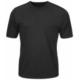 Majestic マジェスティック スポーツ用品  Majestic Youth Black Cool Base Evolution T-Shirt