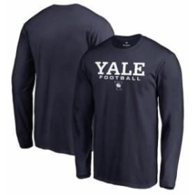 Fanatics Branded ファナティクス ブランド スポーツ用品  Fanatics Branded Yale Bulldogs Navy True Sport Football