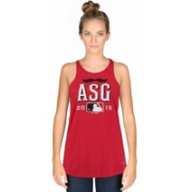 Under Armour アンダー アーマー スポーツ用品  Under Armour MLB Womens Red 2015 All-Star Game Performance Tank Top