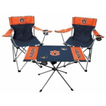 Rawlings ローリングス スポーツ用品 Rawlings Auburn Tigers Tailgate Chair And Table Set
