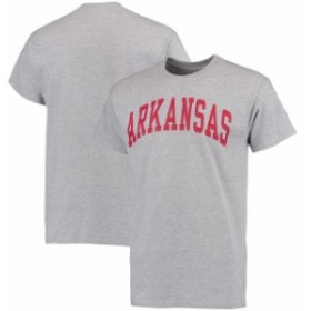 Fanatics Branded ファナティクス ブランド スポーツ用品  Arkansas Razorbacks Gray Basic Arch T-Shirt