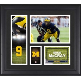 Fanatics Authentic ファナティクス オーセンティック スポーツ用品 Fanatics Authentic Mike McCray Michigan Wo