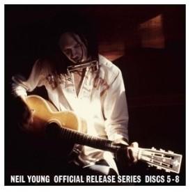 輸入盤 NEIL YOUNG / OFFICIAL RELEASE SERIES DISCS 5-8 [4CD]