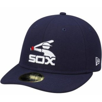 New Era ニュー エラ スポーツ用品 New Era Chicago White Sox Navy Cooperstown Collection Fan Retro 59FIFTY Fitted Hat