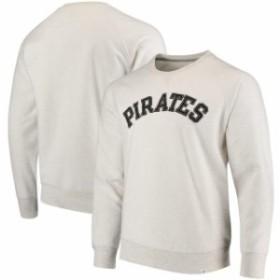Fanatics Branded ファナティクス ブランド 服 スウェット Fanatics Branded Pittsburgh Pirates Cream True Classics