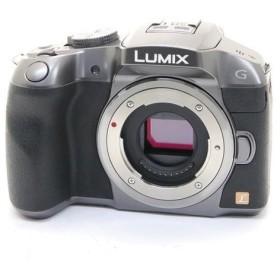 《並品》Panasonic LUMIX DMC-G6 ボディ