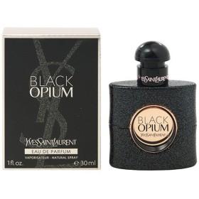 イヴサンローラン ブラック オピウム オーデパルファム スプレータイプ 30ml YVES SAINT LAURENT 香水 BLACK OPIUM