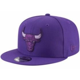 New Era ニュー エラ スポーツ用品  New Era Chicago Bulls Purple League Pop 9FIFTY Adjustable Hat