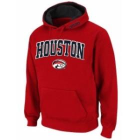 Stadium Athletic スタジアム アスレティック スポーツ用品  Stadium Athletic Houston Cougars Red Arch & Logo Pull
