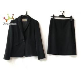ユナイテッドアローズ UNITED ARROWS スカートスーツ サイズ38 M レディース 黒   スペシャル特価 20190813