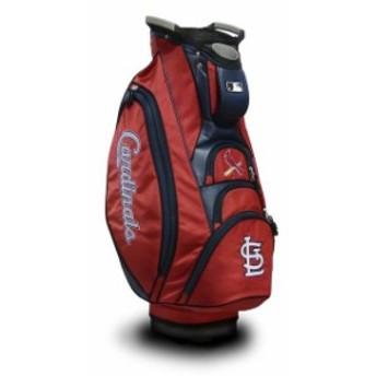 Team Golf チーム ゴルフ スポーツ用品  St. Louis Cardinals Victory Cart Golf Bag