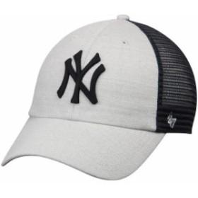 buy online 002e2 65578 47 フォーティーセブン スポーツ用品 47 New York Yankees Gray Navy Tamarac Clean Up