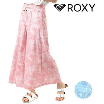SALE セール レディース ロングパンツ ROXY ロキシー RLY191033 GX1 E18