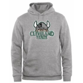 Fanatics Branded ファナティクス ブランド スポーツ用品  Cleveland State Vikings Ash Big & Tall Classic Primary P