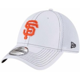 new style 5cd1c dcaf1 New Era ニュー エラ スポーツ用品 New Era San Francisco Giants White Team Turn Neo  39THIRTY