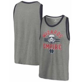 Fanatics Branded ファナティクス ブランド スポーツ用品  Fanatics Branded Washington Wizards Heathered Gray Star