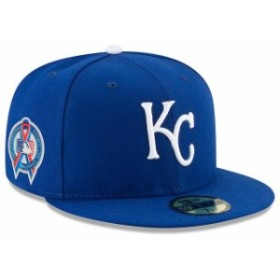 New Era ニュー エラ スポーツ用品  New Era Kansas City Royals Royal 2018 9/11 Authentic Collection 59FIFTY Fitted Hat