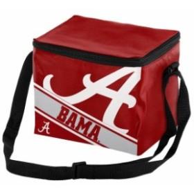 Forever Collectibles フォーエバー コレクティブル スポーツ用品  Alabama Crimson Tide Big Logo Stripe 6 Pack Co