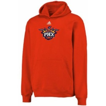 Outerstuff アウタースタッフ スポーツ用品 adidas Phoenix Suns Youth Orange Primary Logo Pullover Hoodie