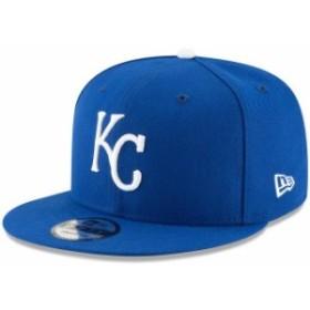 New Era ニュー エラ スポーツ用品  New Era Kansas City Royals Royal Team Color 9FIFTY Adjustable Hat
