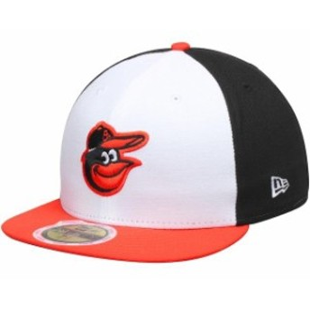 New Era ニュー エラ スポーツ用品 New Era Baltimore Orioles Womens Black/Orange Authentic Collection On-Field 59FIFTY
