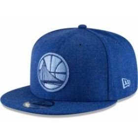 New Era ニュー エラ スポーツ用品  New Era Golden State Warriors Royal Twisted Frame 9FIFTY Adjustable Hat
