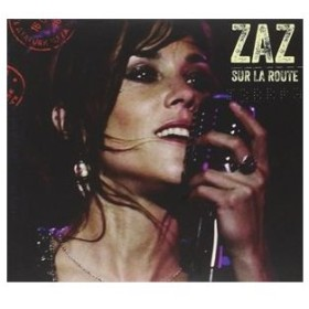輸入盤 ZAZ / SUR LA ROUTE! [CD+DVD]