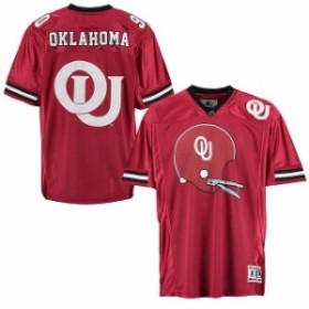 Starter スターター スポーツ用品  Starter Oklahoma Sooners Crimson Vault Jersey