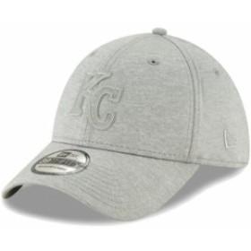 low cost 61c64 3fe83 New Era ニュー エラ スポーツ用品 New Era Kansas City Royals Gray Logo Shade 39THIRTY  Flex