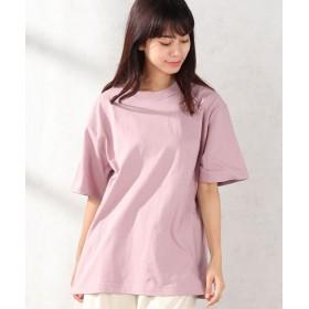 【30%OFF】 コエ ヘビーウェイトコットンTシャツ ユニセックス ピンク S 【koe】 【セール開催中】