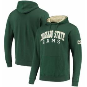 Stadium Athletic スタジアム アスレティック スポーツ用品  Colorado State Rams Green Team Name Double Arches Pul