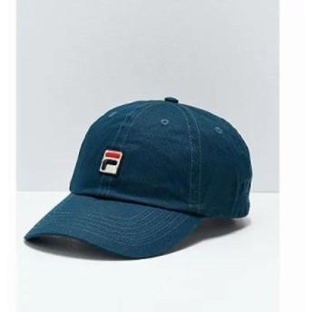 フィラ キャップ Atlantic Deep Blue Strapback Hat Dark blue
