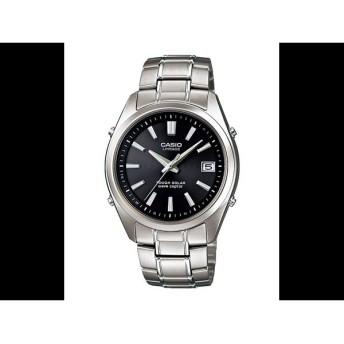 カシオ CASIO リニエージ LINEAGE 腕時計 LIW-130TDJ-1AJF ブラック