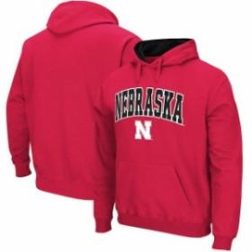 Stadium Athletic スタジアム アスレティック スポーツ用品  Stadium Athletic Nebraska Cornhuskers Scarlet Arch &