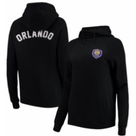 Mitchell & Ness ミッチェル アンド ネス スポーツ用品  Mitchell & Ness Orlando City SC Womens Black Fleece Funnel