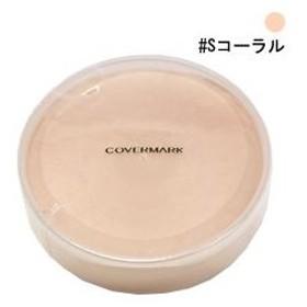 カバーマーク フィニッシングパウダー Sコーラル (レフィル) 40g COVER MARK 化粧品