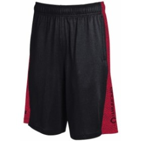Under Armour アンダー アーマー スポーツ用品  Under Armour Cincinnati Reds Black Apex Performance Shorts