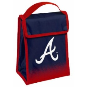 Forever Collectibles フォーエバー コレクティブル スポーツ用品  Atlanta Braves Gradient Lunch Bag