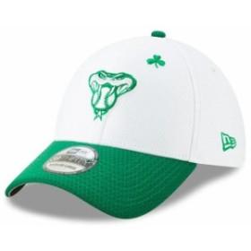 New Era ニュー エラ スポーツ用品  New Era Arizona Diamondbacks White/Kelly Green 2019 St. Patricks Day 39THIRTY Flex