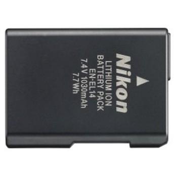 Nikon Li-ion リチャージャブルバッテリー EN-EL14 中古 良品