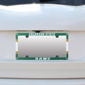 WinCraft ウィンクラフト スポーツ用品  WinCraft Colorado State Rams Plastic License Plate Frame
