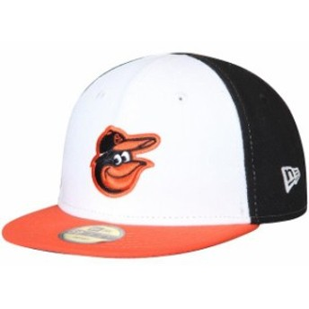 New Era ニュー エラ スポーツ用品 New Era Baltimore Orioles Infant White Authentic Collection On-Field My First 59FIF