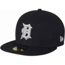 New Era ニュー エラ スポーツ用品  New Era Detroit Tigers Navy Wool Standard 2 59FIFTY Fitted Hat