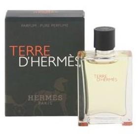テール ドゥ エルメス ミニ香水 パルファム ボトルタイプ 5ml HERMES 香水 TERRE D HERMES PARFUM